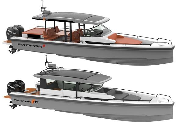 Axopar 37 R-version