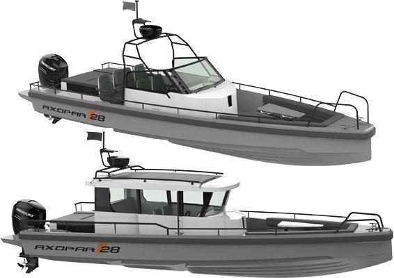 Axopar 28 R-version