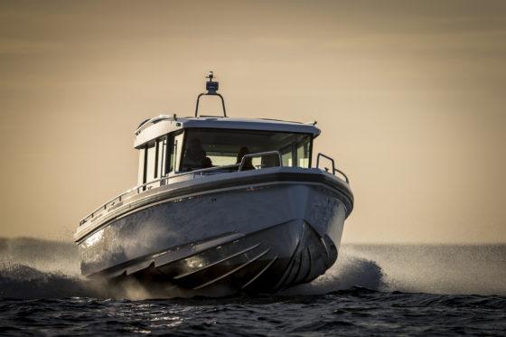 Axopar 37 AC 2x Mercury F300 V8 XL – 2018