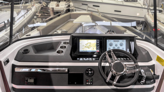 Axopar 28 AC 2x Mercury 200 Verado XL – 2018